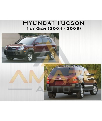 NGK G-Power Platinum Spark Plug for Hyundai Tucson 2.7 V6 1st Gen (2004 - 2009) - 40,000KM Platinum Spark Plug