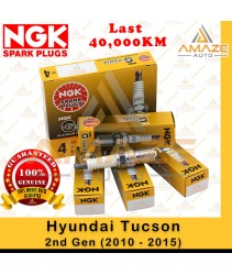 NGK G-Power Platinum Spark Plug for Hyundai Tucson 2nd Gen (2010 - 2015) - 40,000KM Platinum Spark Plug