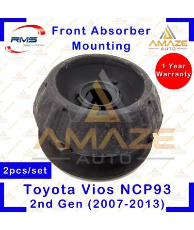 RMS Strut Mount / Absorber Mount for Toyota Vios NCP93 (2nd Gen) (2007-2013) (2pcs/set)