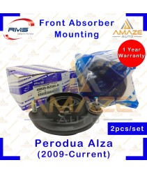 RMS Strut Mount / Absorber Mount for Perodua Alza (2009-Current) (2pcs/set)