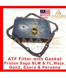 ATF Filter with Gasket for Proton Saga BLM & FL (08-11), Waja Campro (06-11), Exora, Gen2, Persona(09-16)
