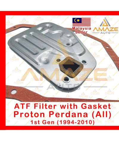 ATF Filter with Gasket for Proton Perdana 1st Gen (all version) (1994-2010) (PC231602)
