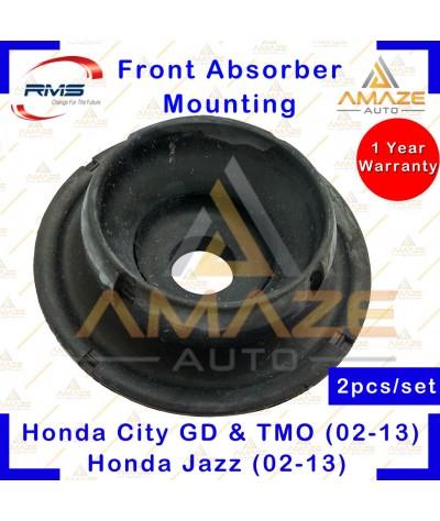 RMS Strut Mount / Absorber Mount for Honda City GD, TMO & Jazz (2002-2013) (2pcs/set)