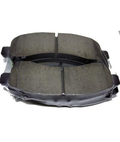 Compact MC Ceramic Brake Pad for Honda City GM / TMO 5th Gen (09-14) (Rear)