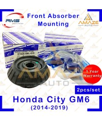 RMS Strut Mount / Absorber Mount for Honda City GM6 (2014-2019) (2pcs/set)