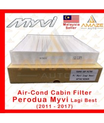 Air-Cond Cabin Filter for Perodua Myvi (2011-2017) (Equals to OEM: 014520-2990)