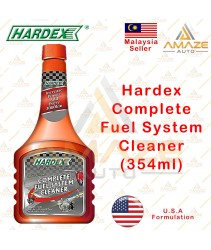 Hardex Complete Fuel System Cleaner (354ml) - Detox your Fuel System