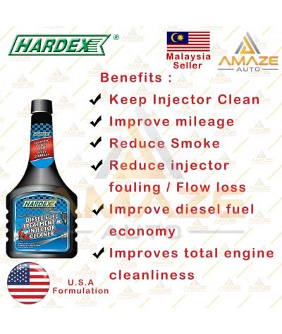 Hardex Diesel Fuel Treatment & Injector (354ml) - Detox your Diesel Fuel System
