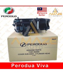 Genuine Perodua Valve Cover (Cover Sub Assy, Cylinder Head) for Viva (11201-BZ080)
