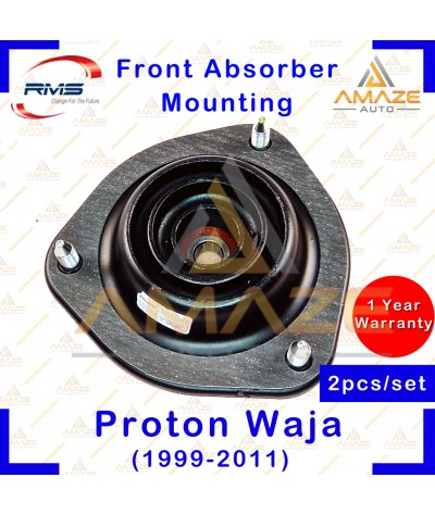 RMS Strut Mount / Absorber Mount with gasket for Proton Waja (99-11), Proton Gen2 (04-12) and Proton Persona (07-16)