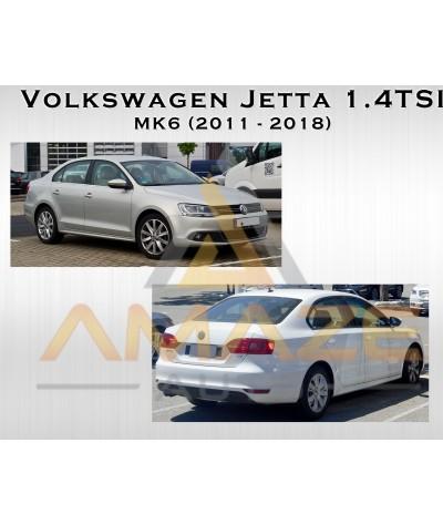 NGK Laser Iridium Spark Plug for Volkswagen Jetta 1.4 TSI MK6 (2011-2018) - Longest Usage life and high performance