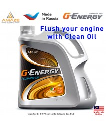 G-Energy Flushing Oil (4L) - flush your engine with clean oil