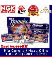 NGK Iridium IX Spark Plug for Kia Carens / Naza Citra (2001 - 2012) - 60,000KM Iridium Spark Plug