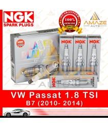 NGK Laser Platinum Spark Plug for Volkswagen Passat 1.8 TSI B7 (2010-2014) (4pcs/set)