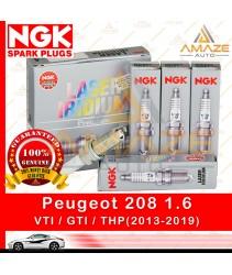 NGK Laser Iridium Spark Plug for Peugeot 208 1.6 VTI / GTI / THP (2013-2019) - Amaze Autoparts