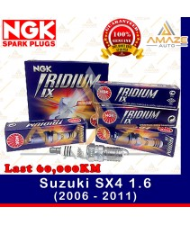 NGK Iridium IX Spark Plug for Suzuki SX4 1.6 (2006 - 2011) - 60,000KM Iridium Spark Plug