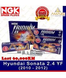 NGK Iridium IX Spark Plug for Hyundai Sonata 2.4 YF (2010 - 2012)