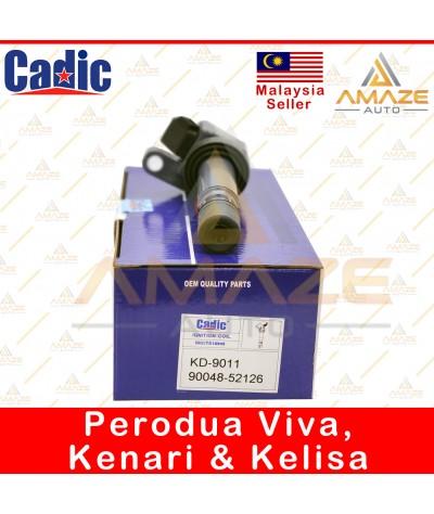 Cadic Ignition Coil for Perodua Viva, Kenari & Kelisa