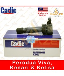 Cadic Ignition Coil for Perodua Viva, Kenari & Kelisa