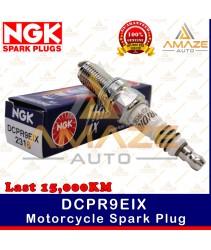 NGK Iridium IX Spark Plug DCPR9EIX - Last 15,000KM (Aprilia ETV Capo Nord, RST Futura, RSV1000R, Touno 1000R, Ducati Hypermotard, Hypermotard 796, Monster, Scrambler)