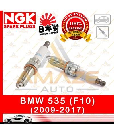 NGK Laser Iridium Spark Plug for BMW 535i (F10) (2009 - 2017)