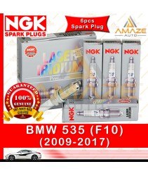 NGK Laser Iridium Spark Plug for BMW 535i (F10) (2009 - 2017)