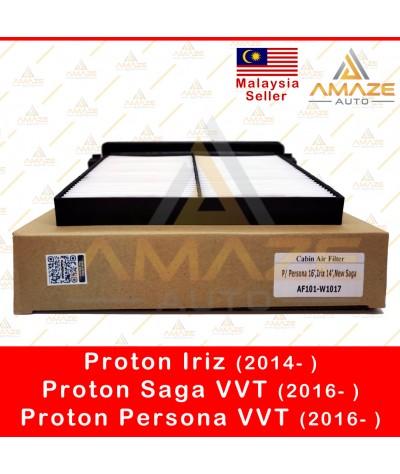 Air-Cond Cabin Filter with holder for Proton Iriz (2014- ), Saga VVT (2016- ) & Persona VVT (2016- )