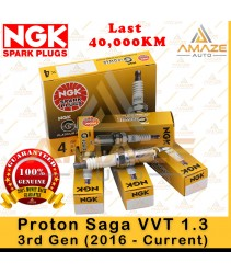 NGK G-Power Platinum Spark Plug for Proton Saga VVT 3rd Gen (2016-Current) - 40,000KM Platinum Spark Plug