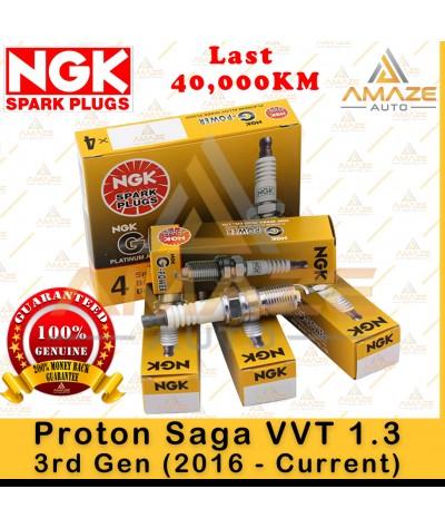 NGK G-Power Platinum Spark Plug for Proton Saga VVT 3rd Gen (2016-Current) - 40,000KM Platinum Spark Plug