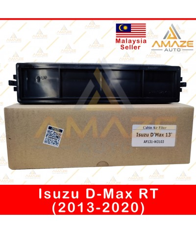 Air-Cond Cabin Filter with holder for Isuzu D-Max RT (2013-2020)