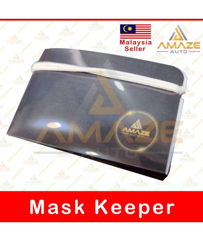 Washable Face Mask Keeper (1pcs) - Amaze Autoparts