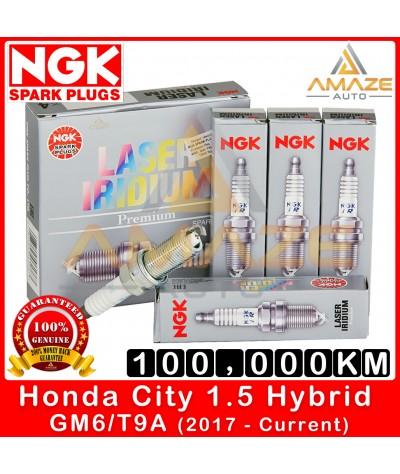 NGK Laser Iridium Spark Plug for Honda City 1.5 Hybrid GM6 / T9A (2017 - 2020) - Long life spark plug 100,000KM