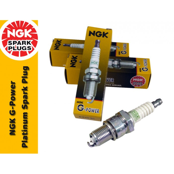 NGK G-Power Platinum Spark Plug for Perodua Viva