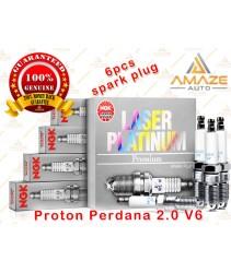 NGK Laser Platinum Spark Plug for Proton Perdana 2.0 V6