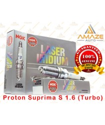 NGK Laser Iridium Spark Plug for Proton Suprima S 1.6 (Turbo)