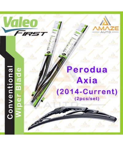 Valeo First Wiper Blade for Perodua Axia (2pcs/set)
