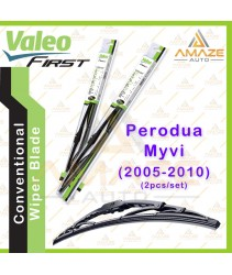 Valeo First Wiper Blade for Perodua Myvi 2005 - 2011 (2pcs/set)