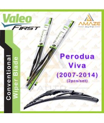 Valeo First Wiper Blade for Perodua Viva (2pcs/set)