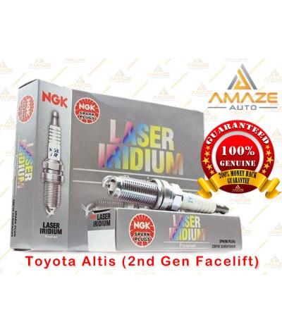 NGK Laser Iridium Spark Plug for Toyota Altis 1.6, 1.8 & 2.0 (2nd Gen Facelift)