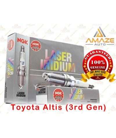 NGK Laser Iridium Spark Plug for Toyota Altis 1.8 & 2.0 (3rd Gen)