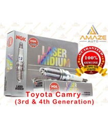NGK Laser Iridium Spark Plug for Toyota Camry 2.0 & 2.4 (3rd & 4th Generation)