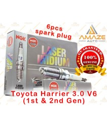NGK Laser Iridium Spark Plug for Toyota Harrier 3.0 V6 (1st & 2nd Generation)