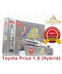 NGK Laser Iridium Spark Plug for Toyota Prius 1.8 (Hybrid)
