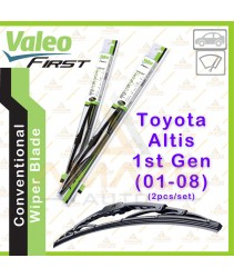 Valeo First Wiper Blade for Toyota Altis 1st Gen (01-08) (2pcs/set)