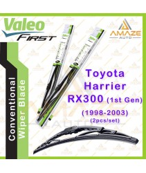 Valeo First Wiper Blade for Toyota Harrier RX300 (1st Gen) (2pcs/set)