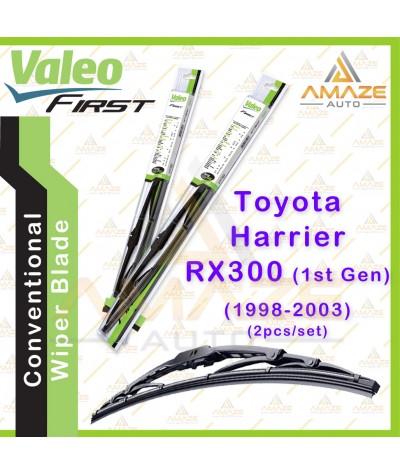 Valeo First Wiper Blade for Toyota Harrier RX300 (1st Gen) (2pcs/set)