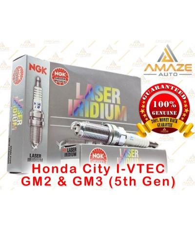 NGK Laser Iridium Spark Plug for Honda City I-VTEC GM2 & GM3 (5th Gen)