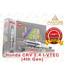NGK Laser Iridium Spark Plug for Honda CRV 2.4 I-VTEC (4th Gen)