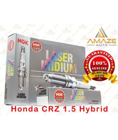 NGK Laser Iridium Spark Plug for Honda CRZ 1.5 Hybrid