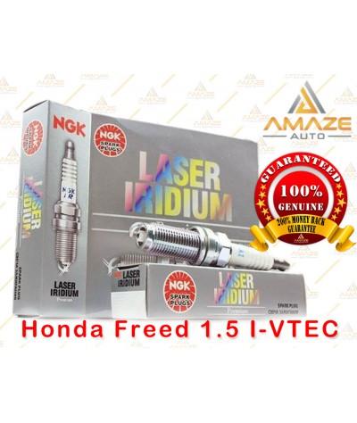 NGK Laser Iridium Spark Plug for Honda Freed 1.5 I-VTEC